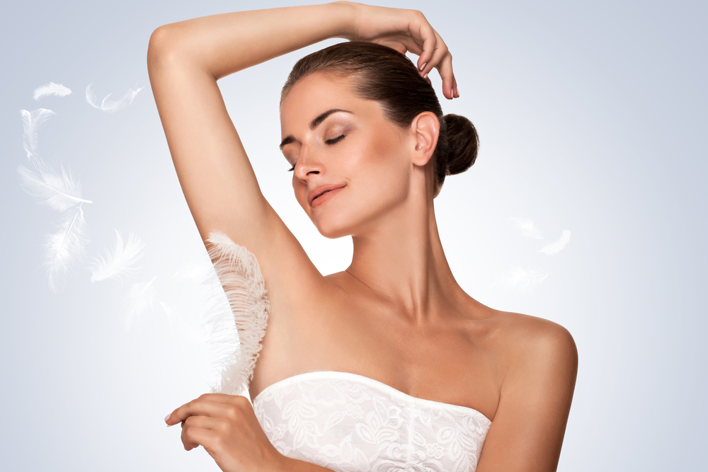 At-Home Laser Hair Removal